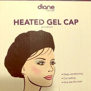 Heated Gel Cap!
